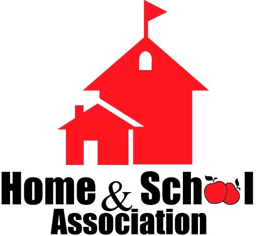 Home and School clip art